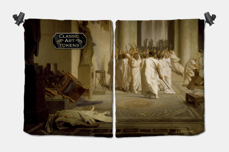 Assassin Dice Bag BY Jean-LÉON GÉRÔME