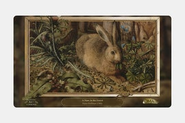 Beast Playmat BY Hans Hoffman