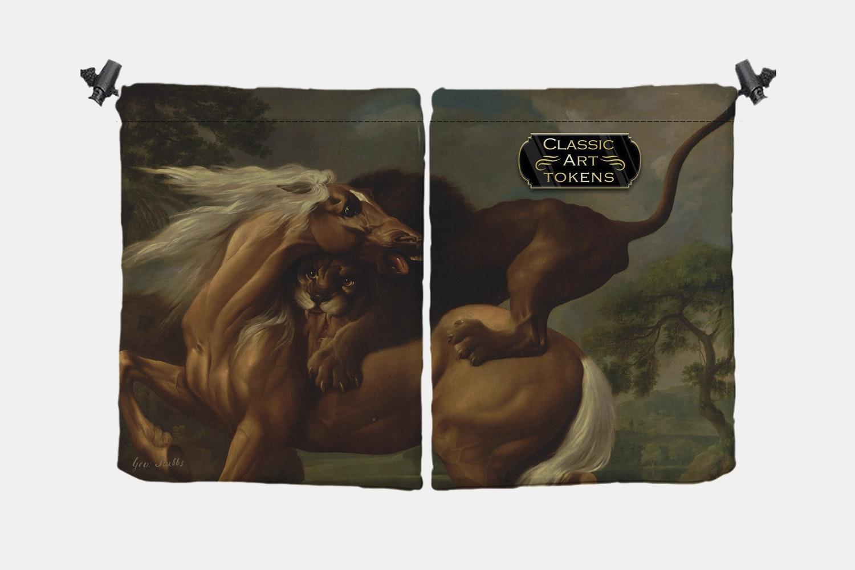Carnivore Dice Bag BY George Stubbs