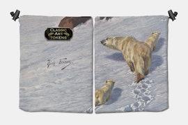 Bear Dice Bag BY Richard Friese