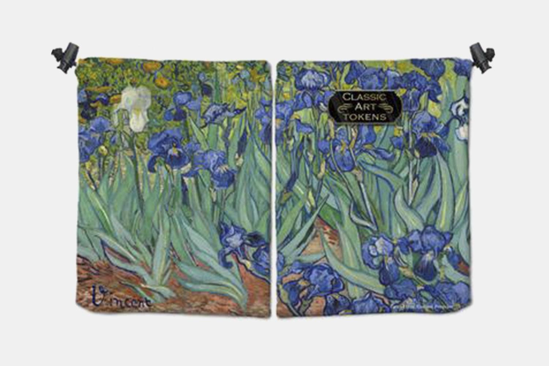 Plant Dice Bag BY Vincent Van Gogh