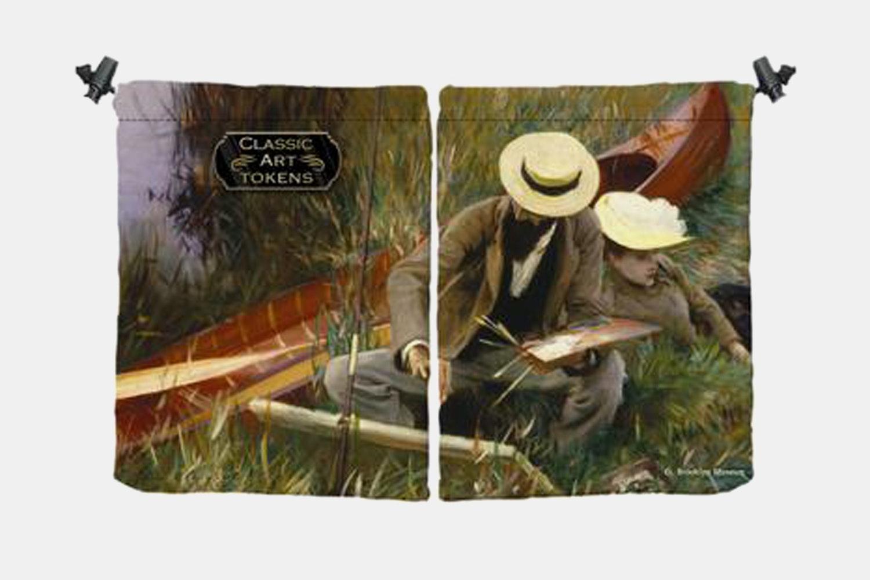 Copy Dice Bag BY John Singer Sargent