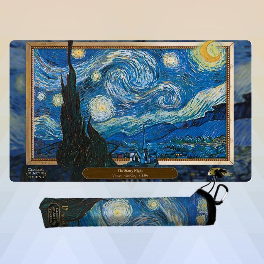 Classic Art Playmat & Mat Bag Set