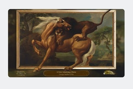 Carnivore BY George Stubbs