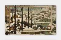 Ice BY Pieter Bruegel The Elder