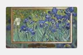 Plant Playmat BY Vincent Van Gogh
