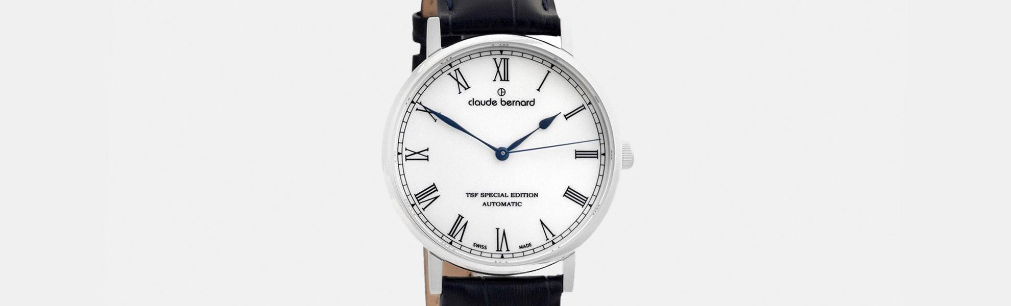 Claude Bernard By Edox Classic Automatic Watch