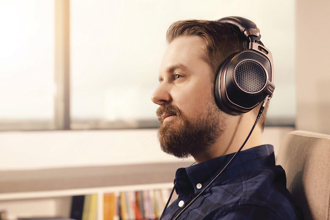 Cleer NEXT Open-Back Headphones