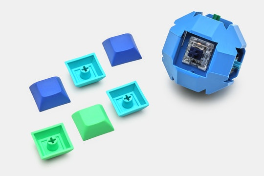 CLICKEYbits Clicky Switch Tester