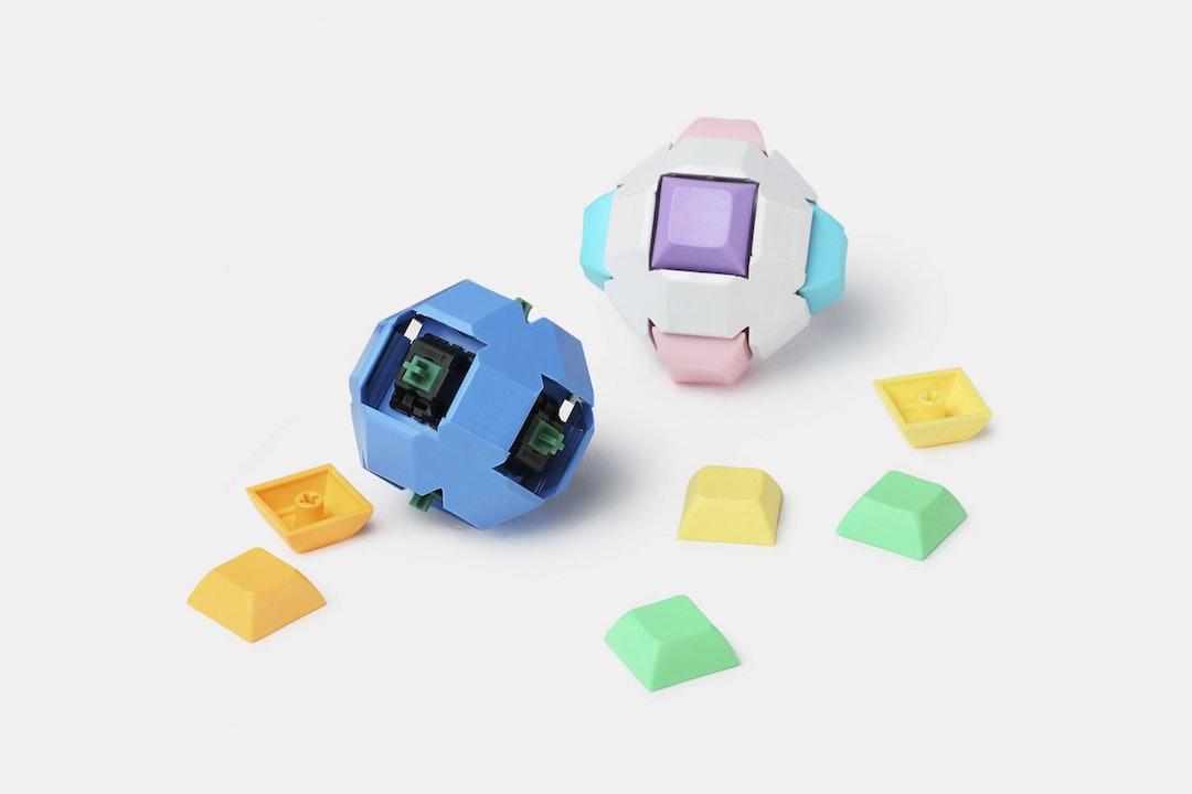 CLICKEYbits Fidget Switch Tester DIY Kit