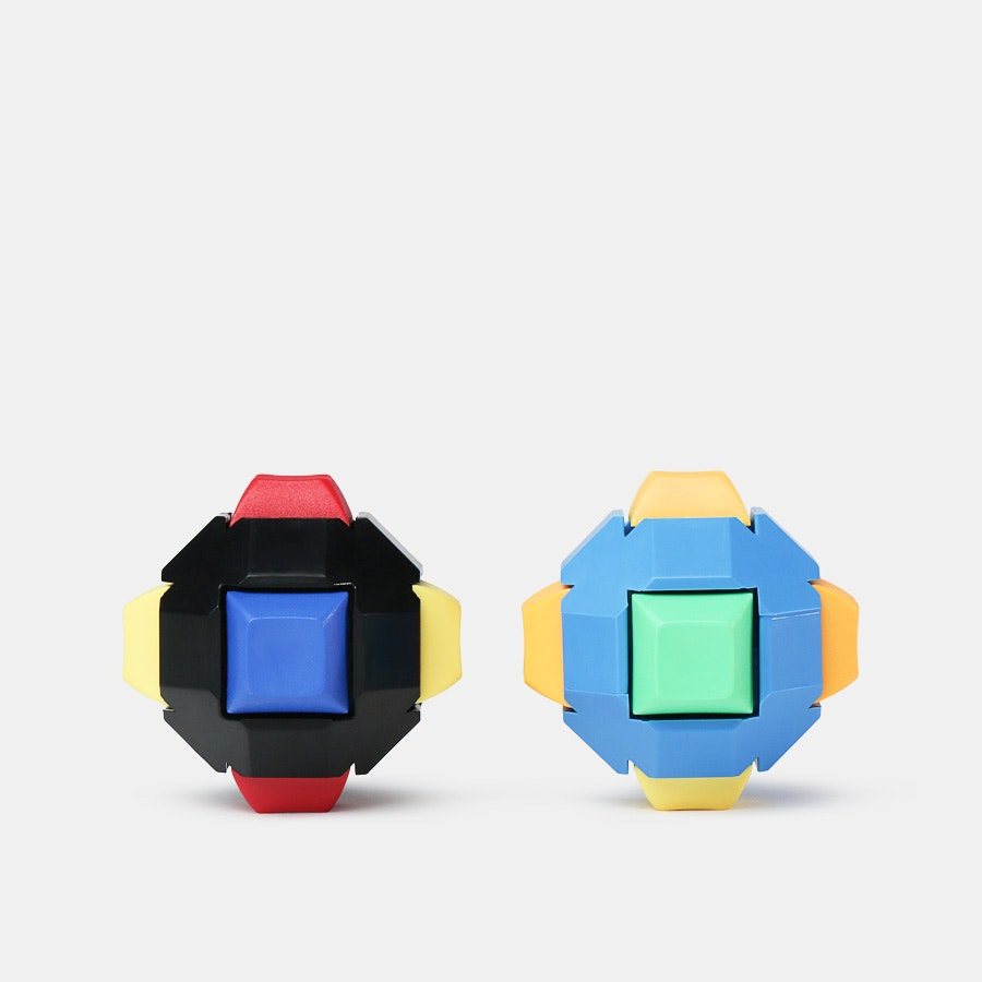 CLICKEYbits Fidgety Switch Testers (2-Pack)