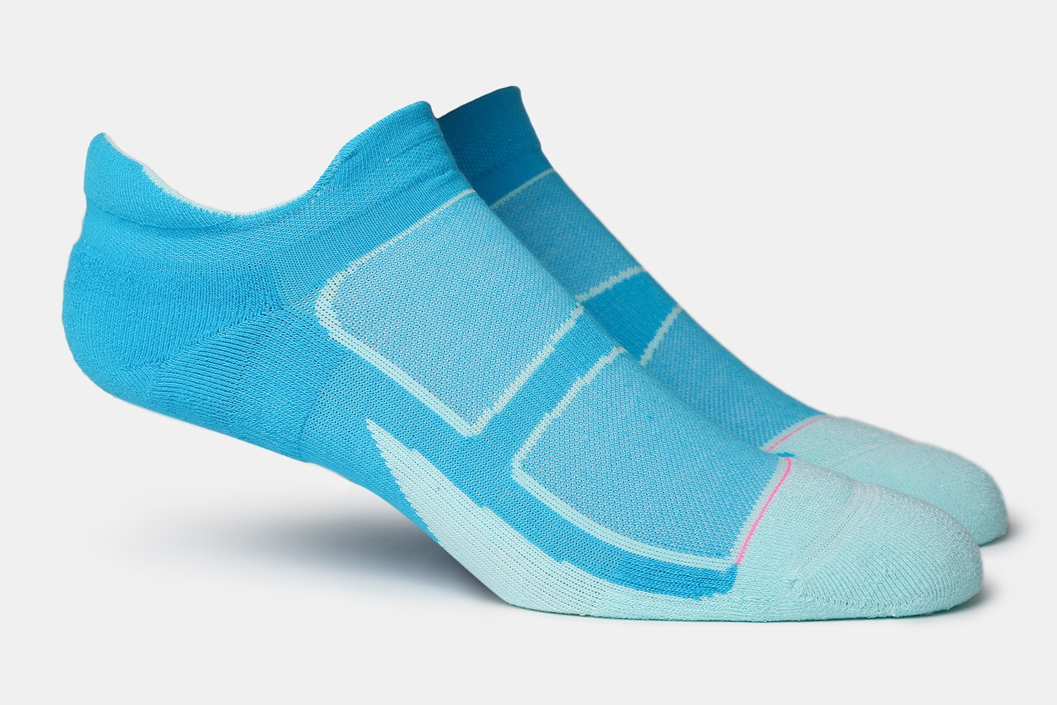Closeout: Feetures Elite No-Show Socks (2-Pack)