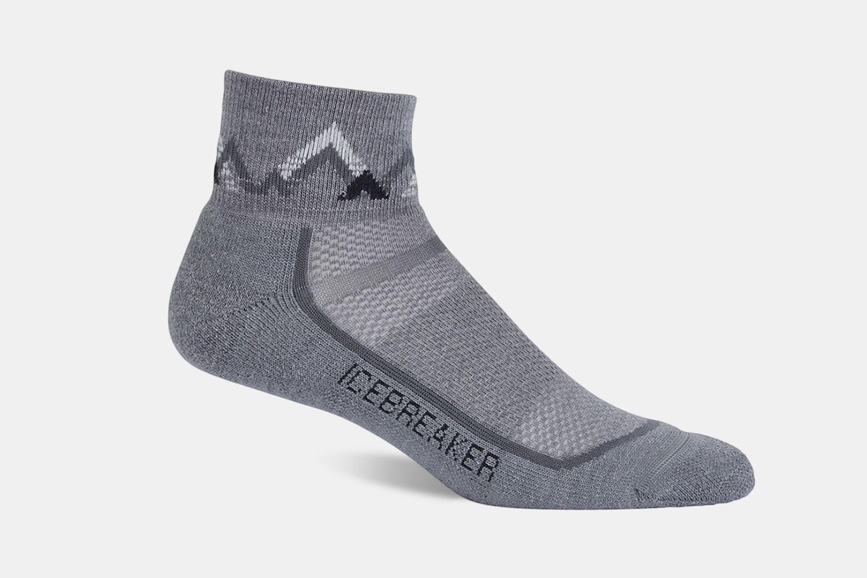 Closeout: Icebreaker Light Cushion Socks (2-Pack)