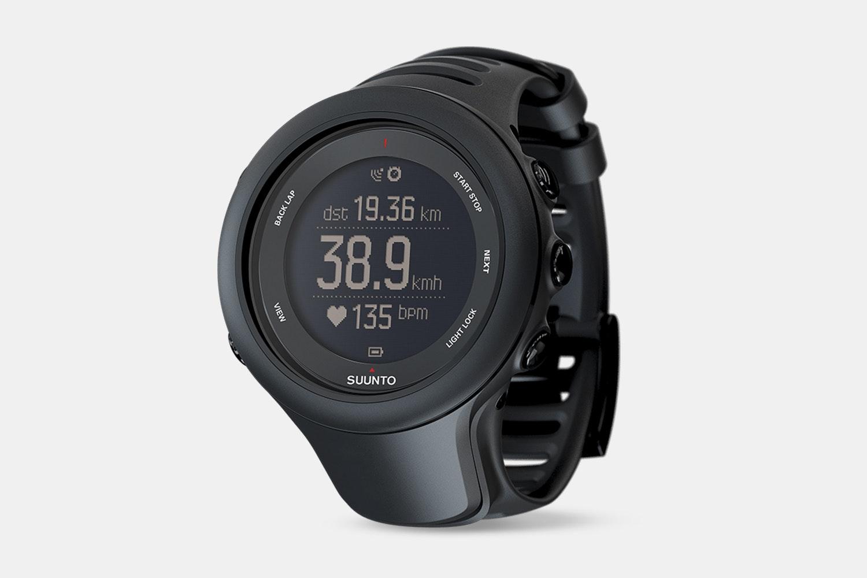 Ambit3 Sport Black (HR)