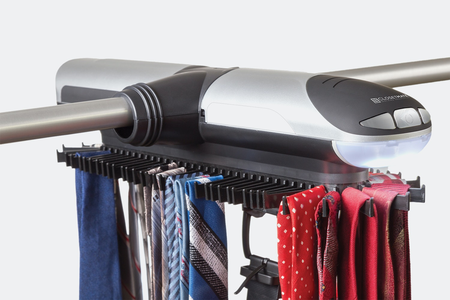 ClosetMate Motorized Tie Rack