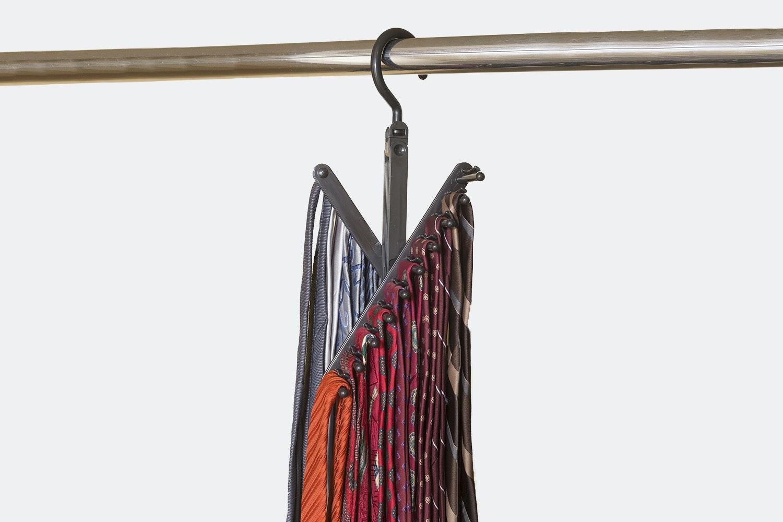 ClosetMate Tie Hangers (3-Pack)
