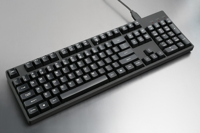 CM Storm QuickFire XT Keyboard (Cherry MX Green)