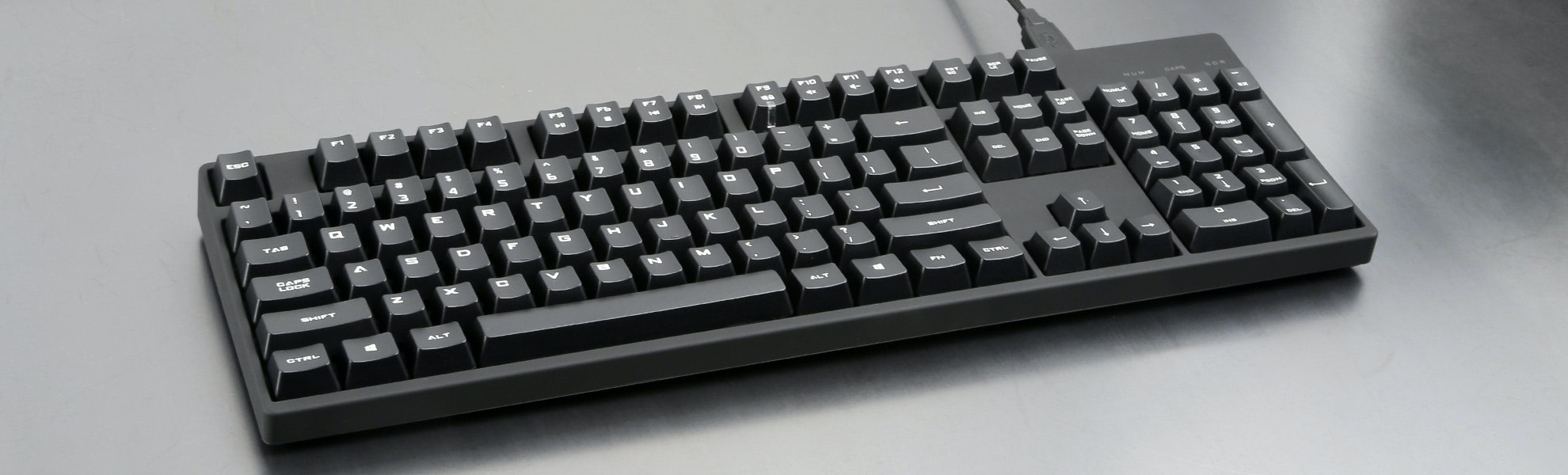 CM Storm QuickFire XT Keyboard (Cherry MX Green)