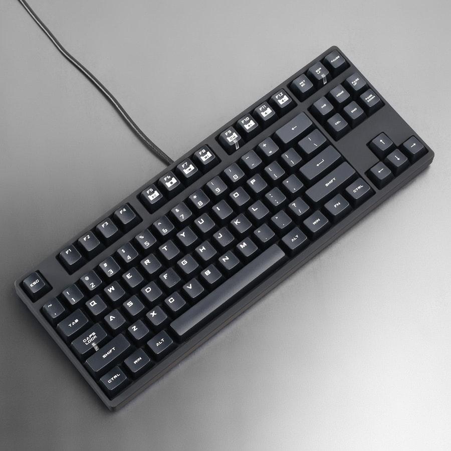 CM Storm Quickfire Rapid Keyboard (Cherry MX Green) - Massdrop