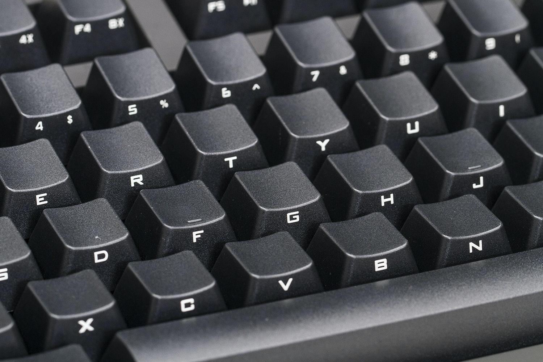 CM Storm Quick Fire Stealth Mech Keyboard