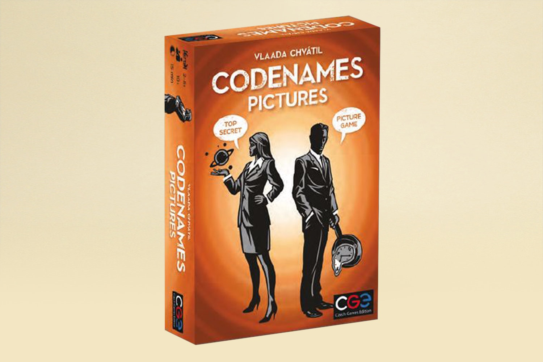 Codenames Original + Pictures Bundle