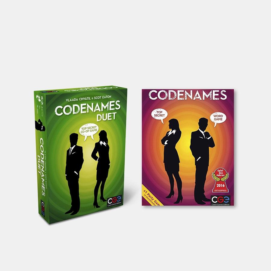 Codenames & Codenames Duet Bundle