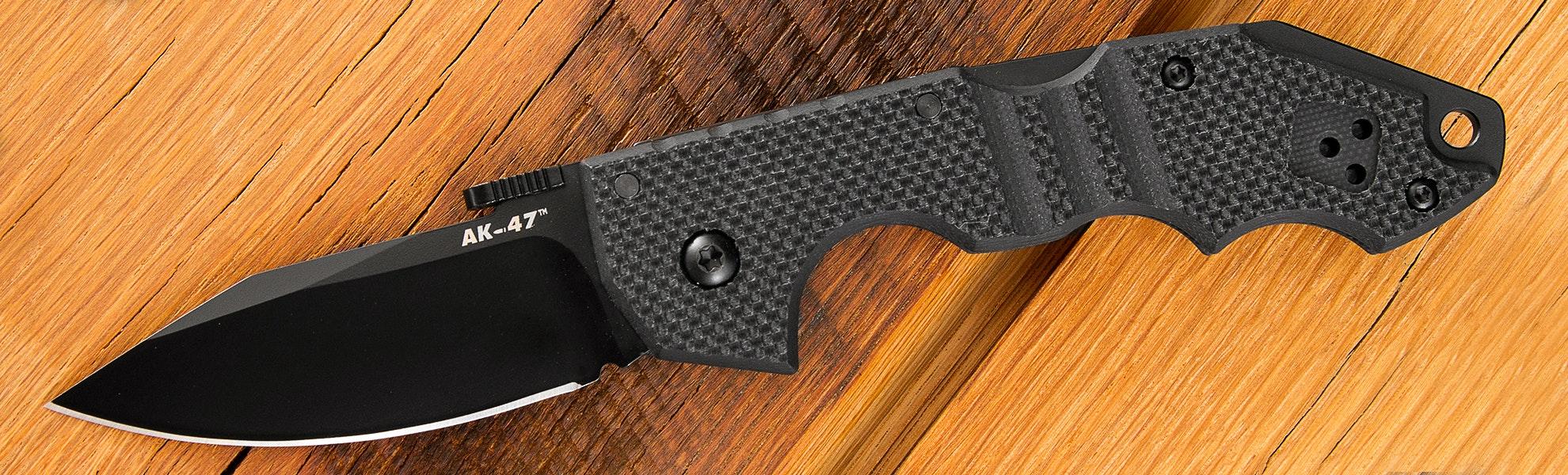 Cold Steel AK-47 Series Folding Knife