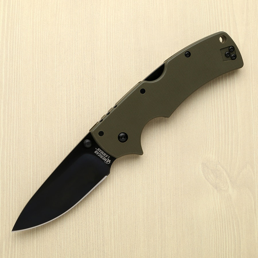 Cold Steel American Lawman OD Green