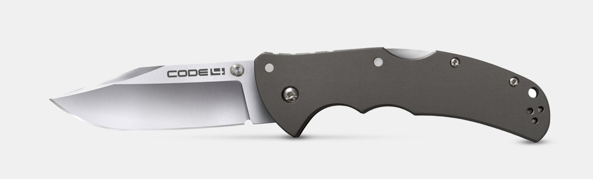 Cold Steel Code 4 Knife