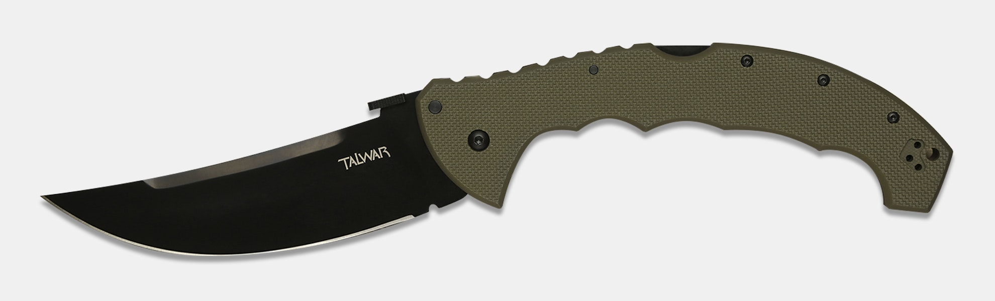 Cold Steel Talwar 5.5-inch Trailing Point Folder