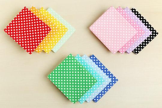 Color Basic Oxford by Lecien Half Yard Bundle