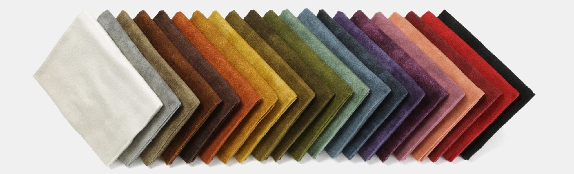 Color Wash Woolies Flannel Fat Quarter Bundle