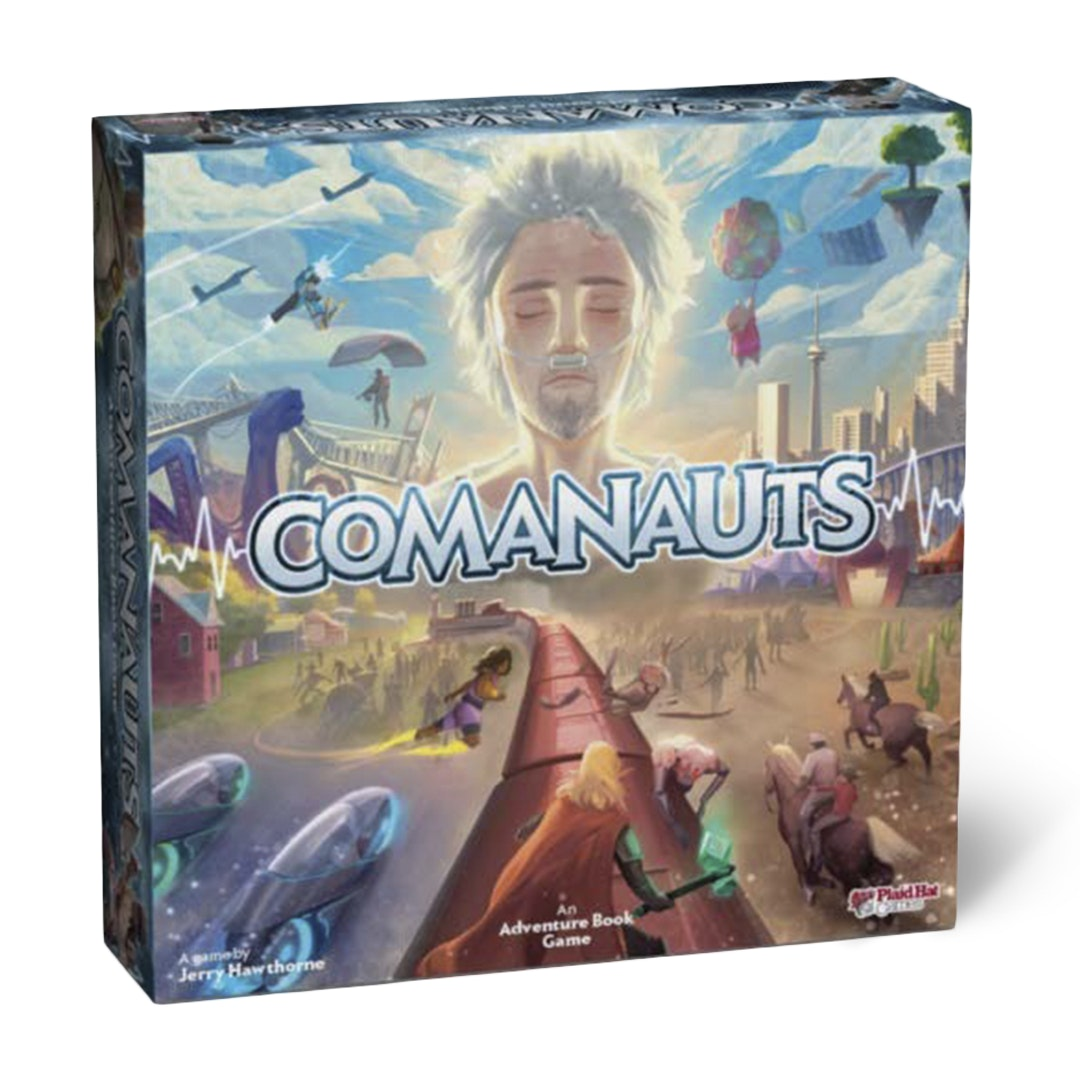 Comanauts Board Game