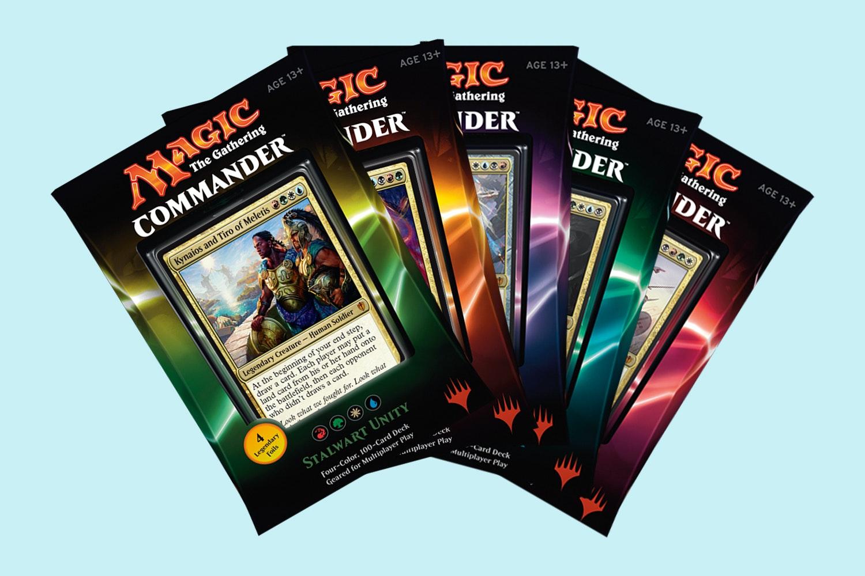 Commander 2016 (5-Pack)