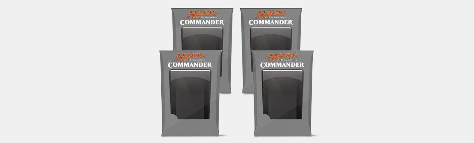 Commander 2017 Set (4-Decks) Pre-Order IV