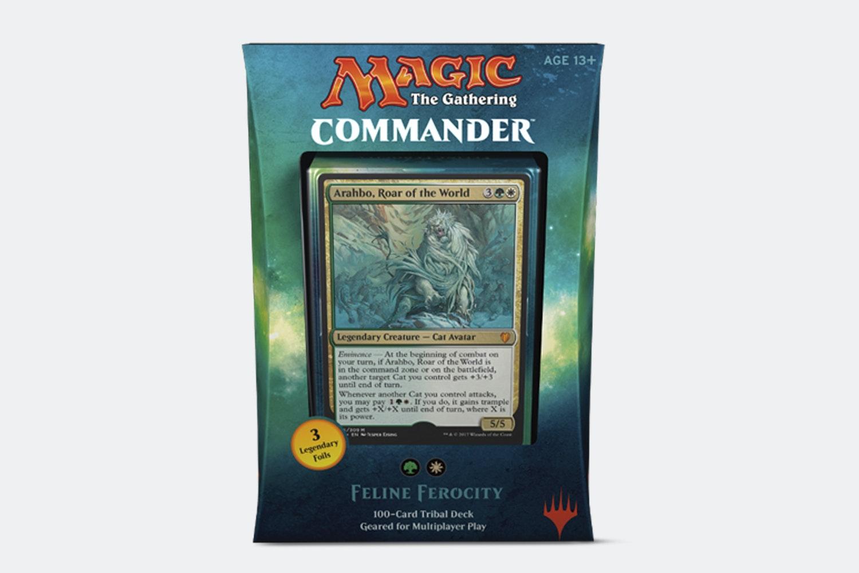 Commander 2017 Set