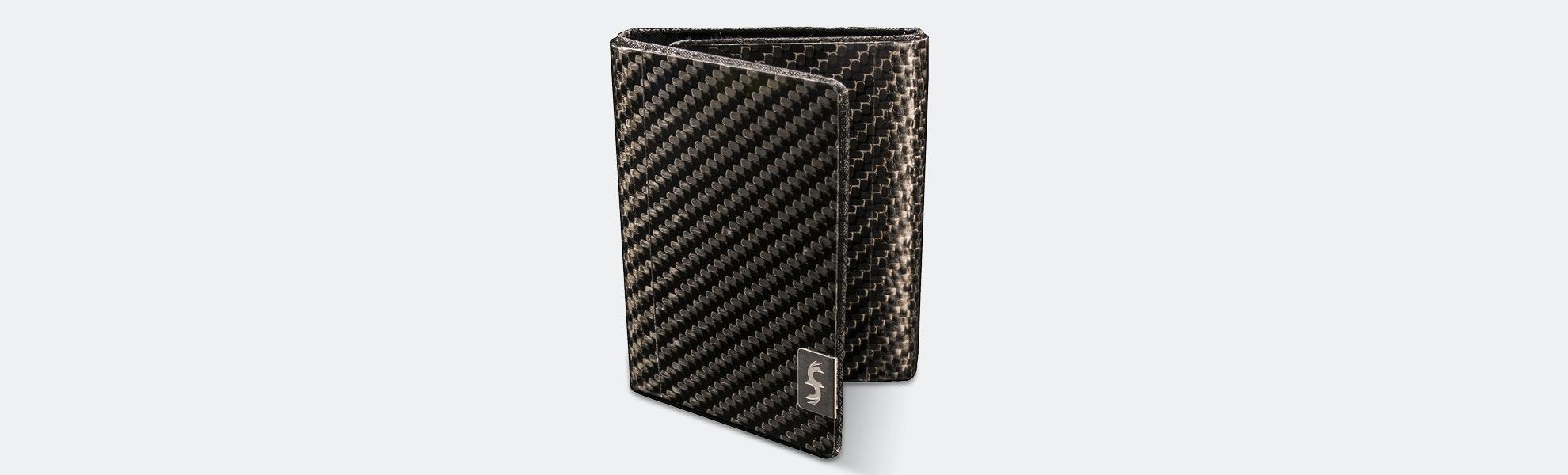 Common Fibers TRI Trifold Wallet
