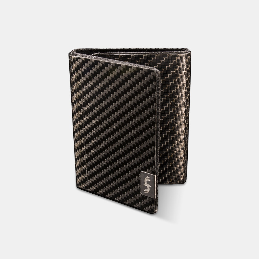 Common Fibers TRI Trifold Wallet