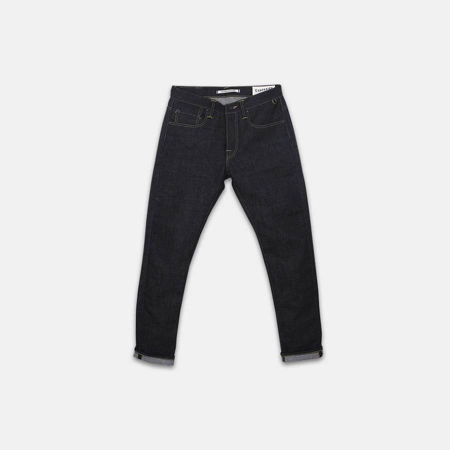 Companion Denim 14oz Neppy Selvedge Denim