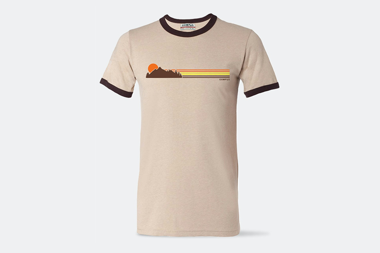Compas Graphic Tees & Sweatshirts