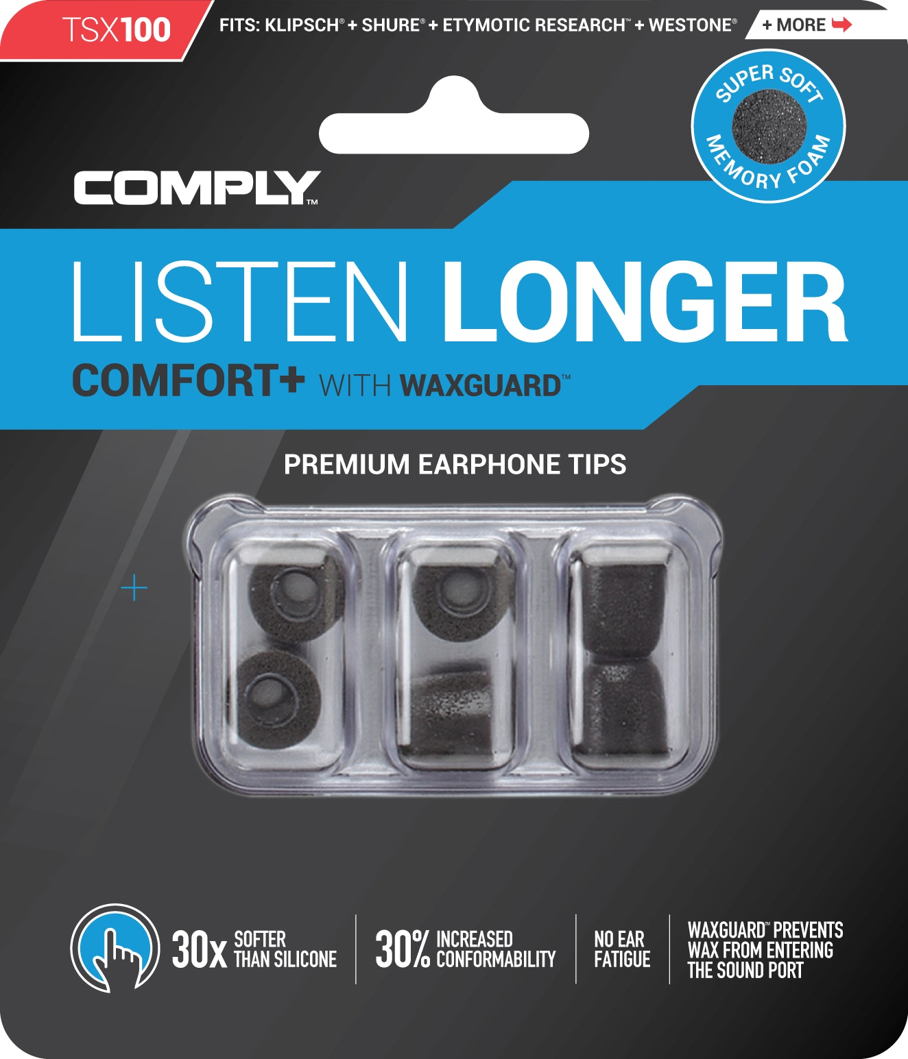 Comfort Plus - TSX