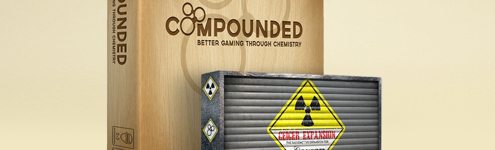 Compounded Board Game Bundle