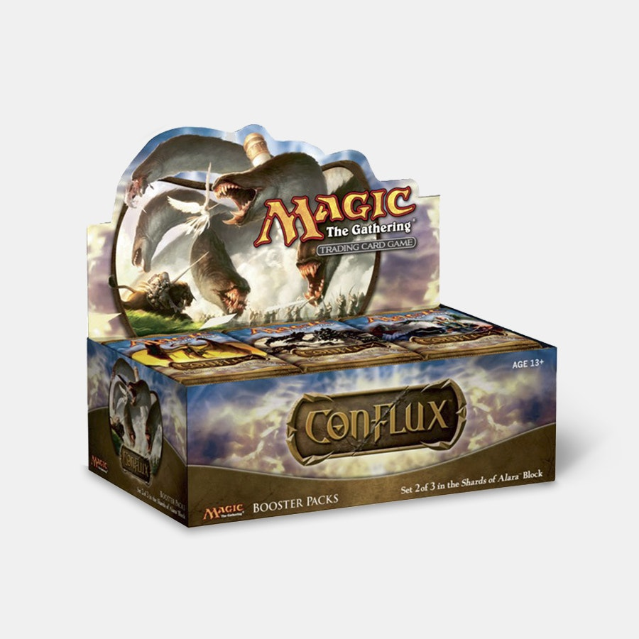 MTG Conflux Booster Box