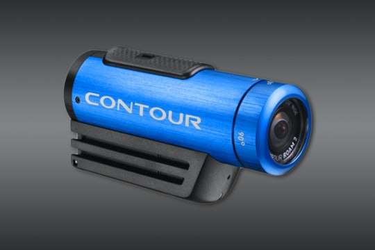 Contour 1080p Roam2 Waterproof Action Camera Bundle