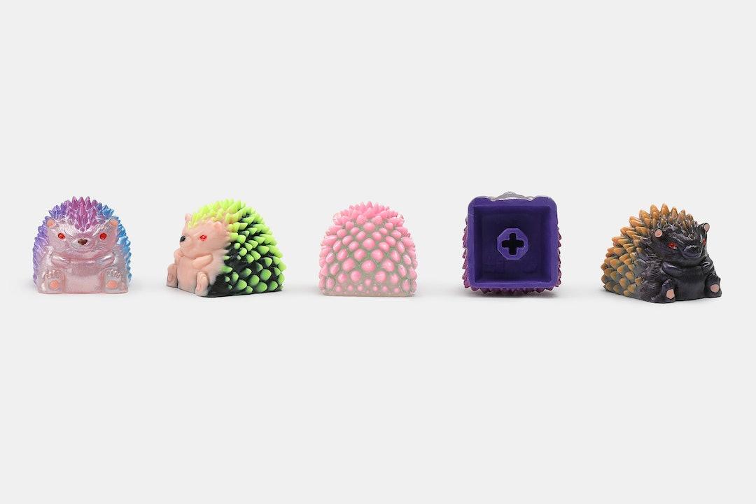 Cool Kit Studio Hedgehog Resin Artisan Keycap