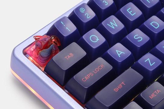 Cool Kit Studio Chameleon Artisan Keycap