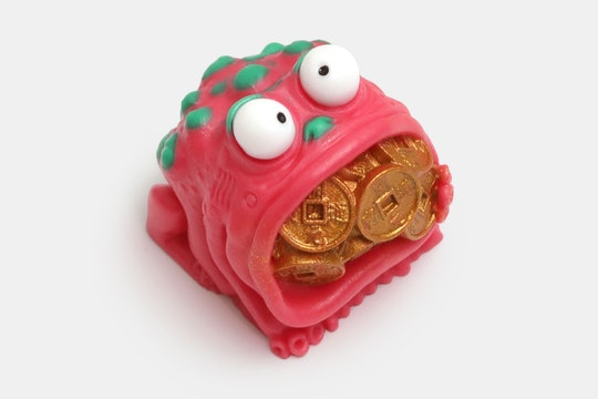 Cool Kit Studio Money Toad Artisan Keycap