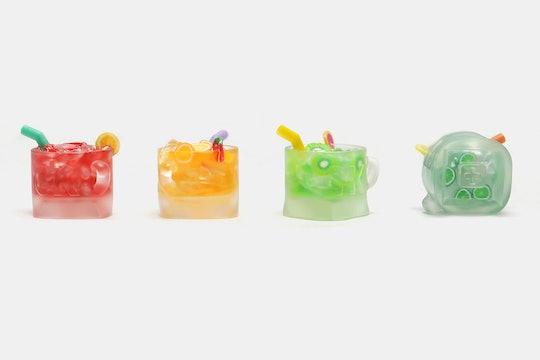 Cool Kit Studio Summer Drink Artisan Keycap