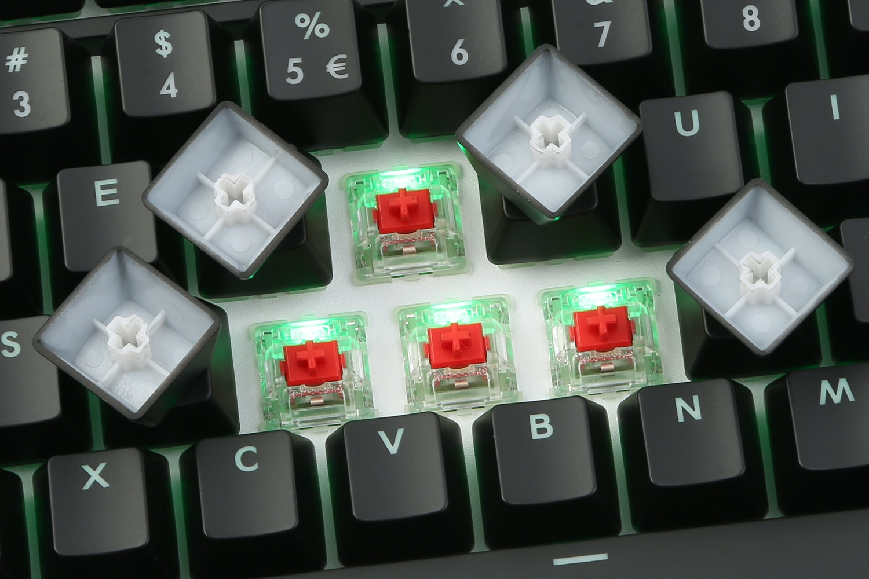 Cooler Master Masterkeys Pro L Mechanical Keyboard