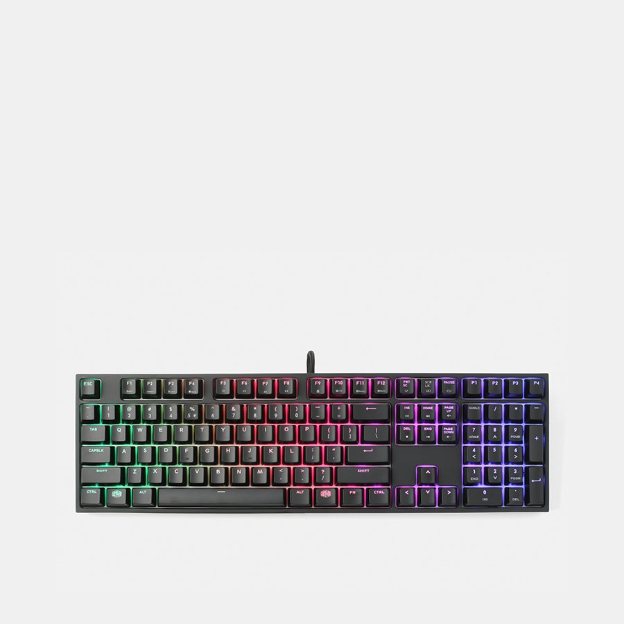 Cooler Master Masterkeys Pro L Mechanical Keyboard